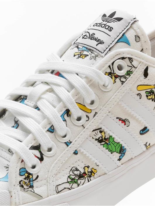 adidas Originals Baskets Nizza X Disney Sport Goofy blanc