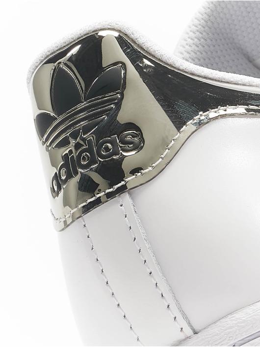 adidas Originals Baskets Superstar blanc