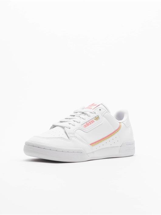 adidas Originals Baskets Continental 80 Vegan blanc