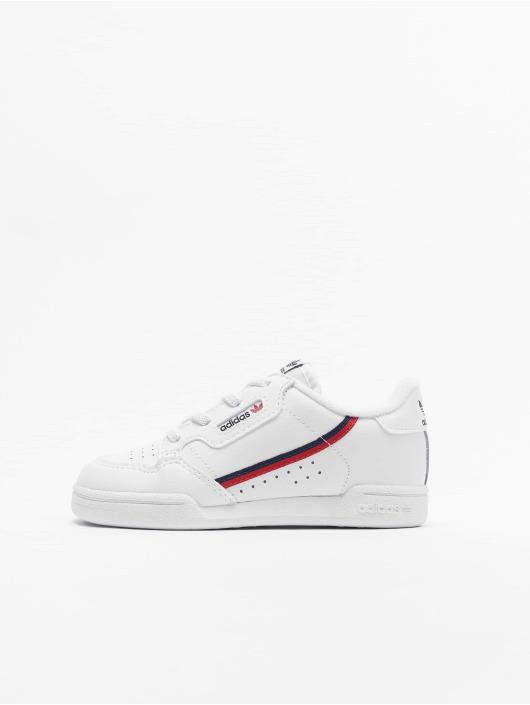 adidas Originals Baskets Continental 80 EL I blanc