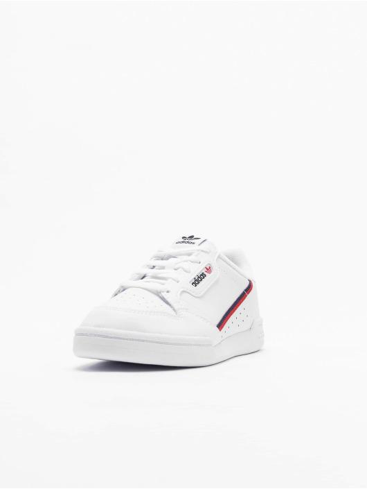 adidas Originals Baskets Continental 80 C blanc