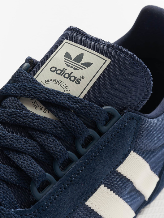 adidas originals Baskets Forest Grove bleu