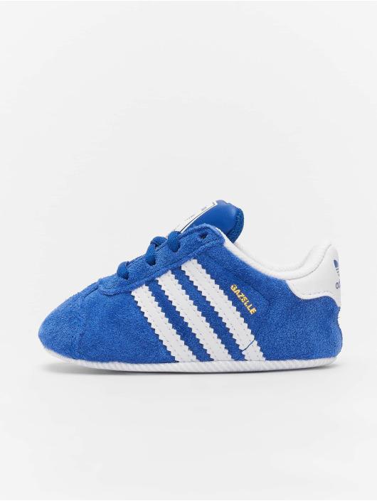 adidas originals Baskets Gazelle Crib bleu