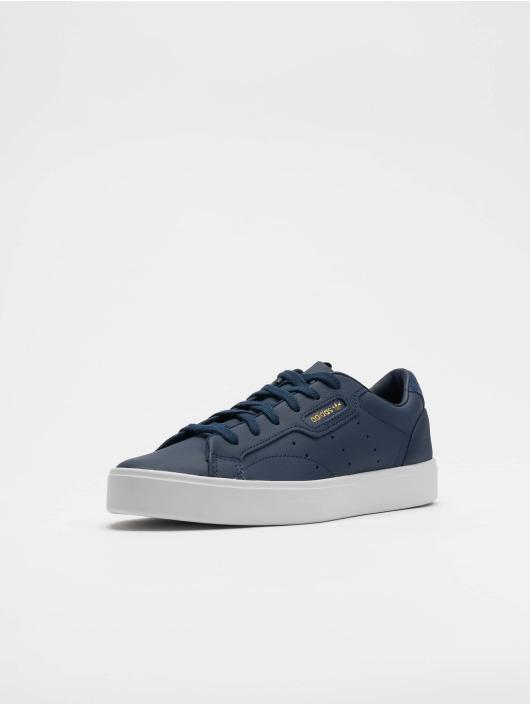 adidas originals Baskets Sleek bleu