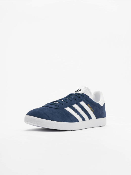 adidas originals Baskets Gazelle bleu