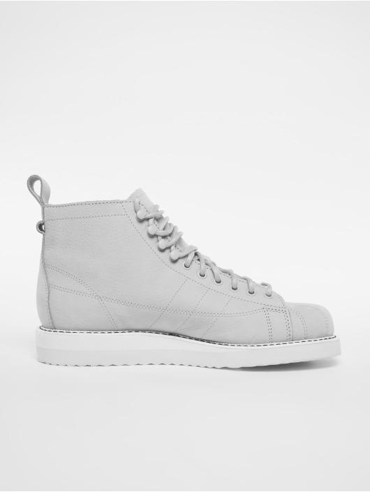 Femme W 499201 Originals Superstar Gris Baskets Boot Adidas sxBhCQdtr