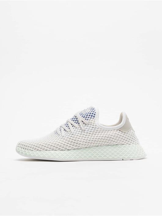 Adidas Originals Deerupt Runner Sneakers Grey OneFtw WhiteIce Mint