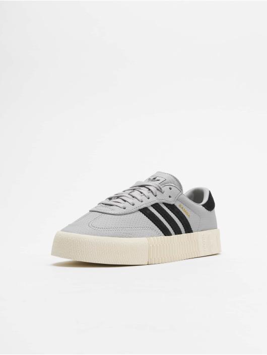 adidas originals Sambarose Sneakers Grey TwoCore BlackOff White