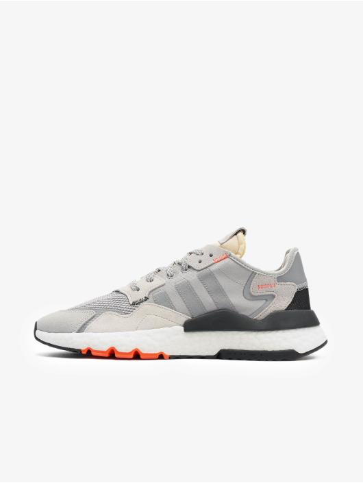 Adidas Originals Nite Jogger Sneakers Grey TwoMgsogrSorang