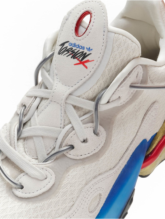 adidas Originals Baskets Torsion X gris