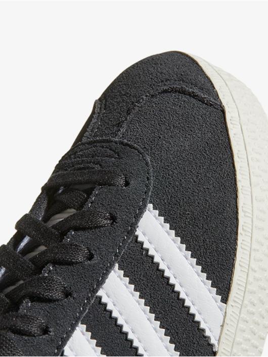 adidas Originals Baskets Gazelle C gris