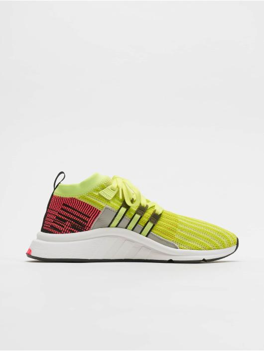 adidas originals Baskets Eqt Support Mid Adv jaune