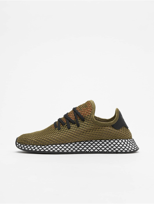adidas originals Baskets Deerupt Runner kaki