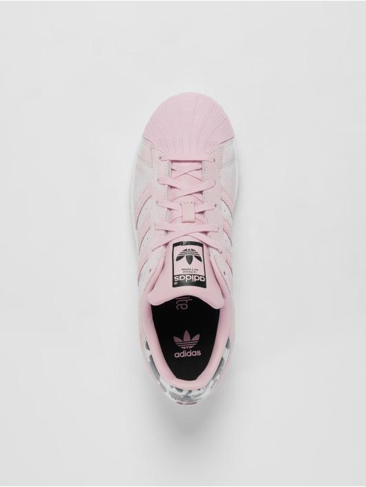 adidas originals Baskets Originals Superstar J magenta