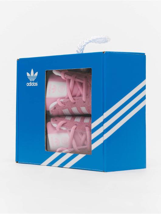 adidas originals Baskets Gazelle Crib magenta
