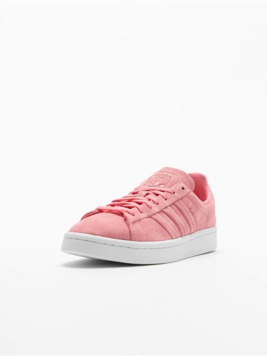 adidas Originals Baskets Campus Stitch And Turn magenta