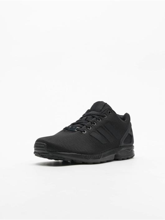 adidas Originals Baskets ZX Flux Triple Black noir