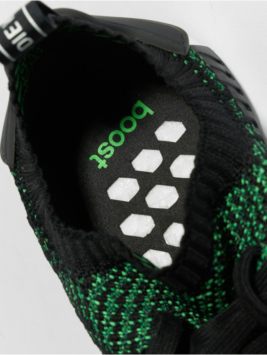adidas originals Baskets Nmd_r1 Stlt Pk noir