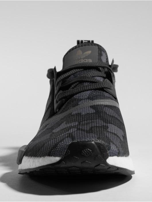 adidas originals Baskets Nmd_r1 noir