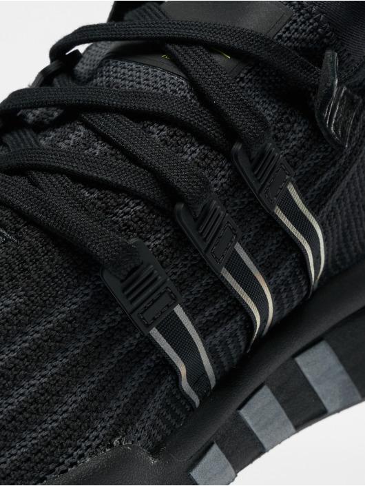 adidas originals Baskets Eqt Support noir
