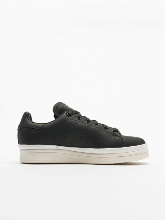 ... adidas originals Baskets Stan Smith noir ...