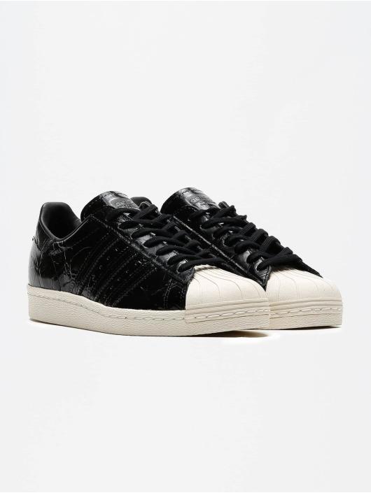 adidas Originals Baskets Superstar 80S W noir