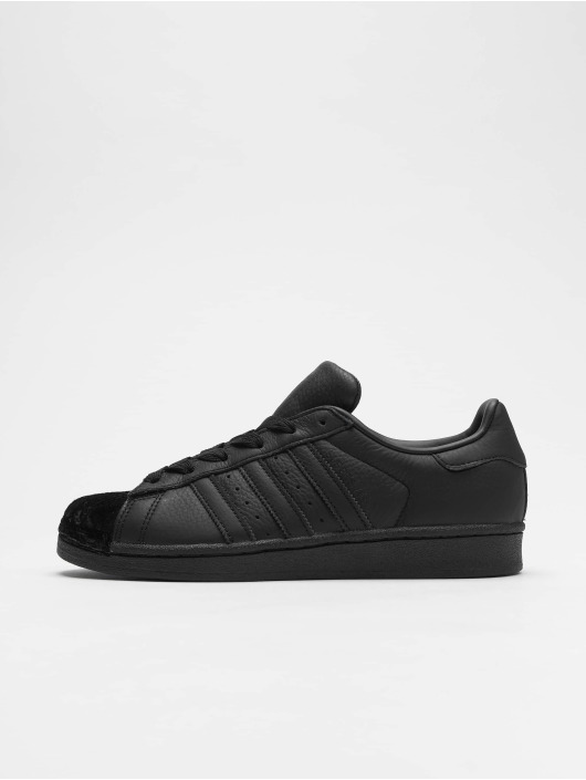 adidas originals | Superstar noir Femme Baskets