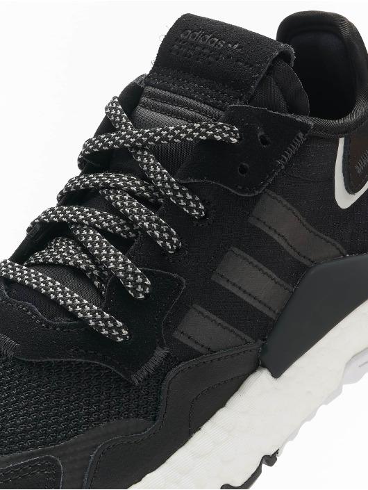 adidas Originals Baskets Nite Jogger noir
