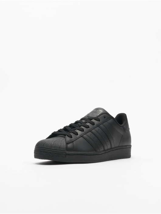 adidas Originals Baskets Superstar noir