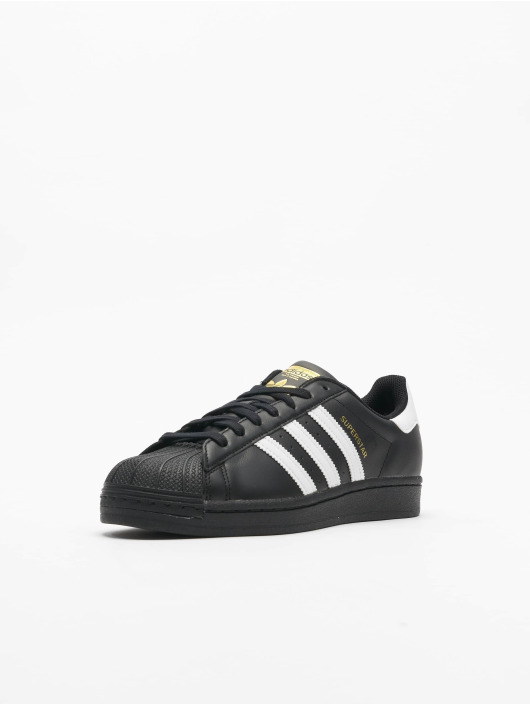 adidas Originals Baskets Superstar noir