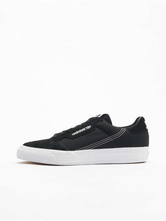 adidas Originals Baskets Continental Vulc noir
