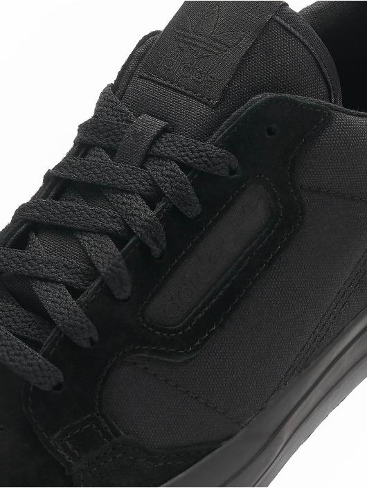 adidas Originals Baskets Continental Vulc noir