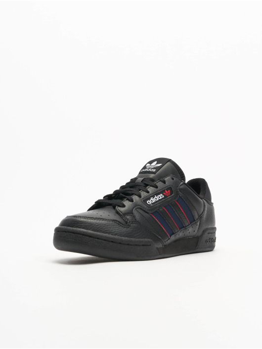 adidas Originals Baskets Continental 80 Stripe noir
