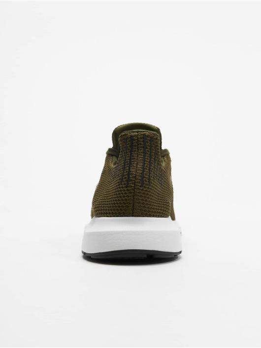 adidas originals Baskets Swift Run olive
