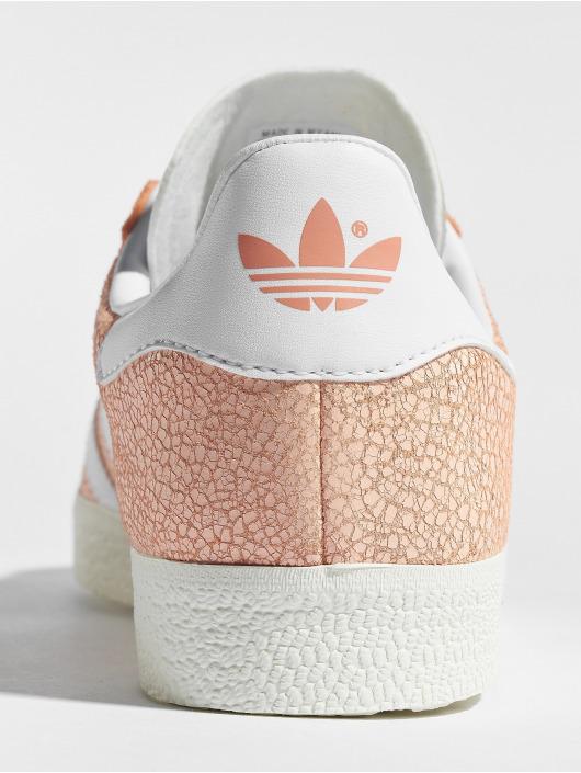 adidas originals Baskets Gazelle W orange