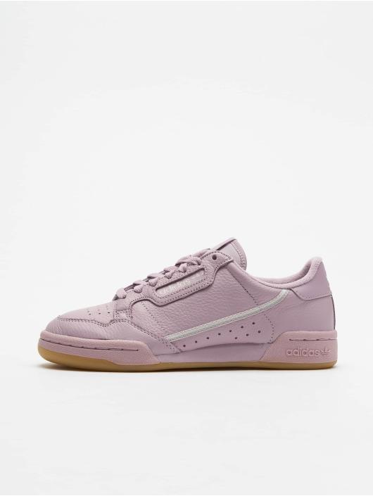 check out c7694 f7cdc ... adidas originals Baskets Continental 80 W pourpre ...