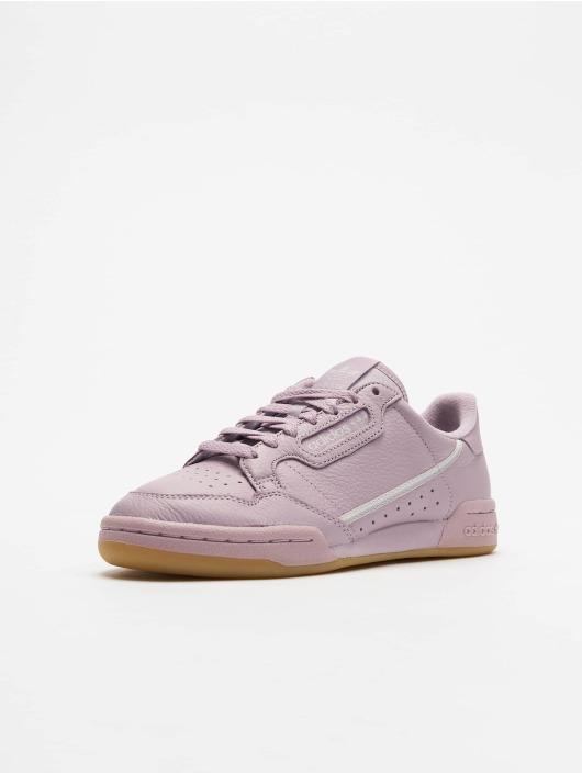 adidas originals Baskets Continental 80 W pourpre