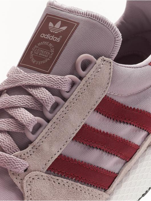 adidas originals Baskets Forest Grove pourpre