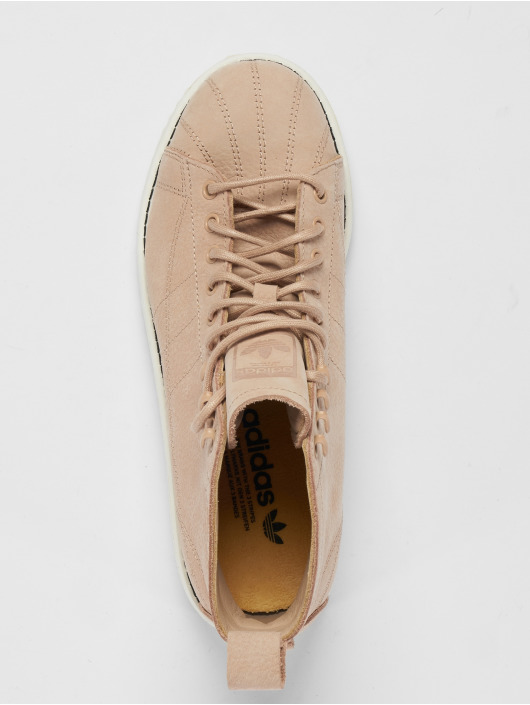 Femme Superstar 499202 Baskets Adidas Originals Rose W Boot u53TlFKcJ1