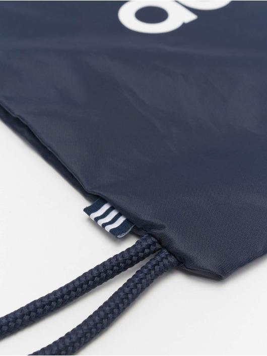 adidas originals Beutel Trefoil modrý