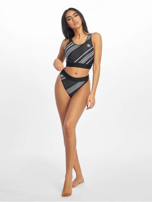 adidas originals Bikinis Trefoil svart