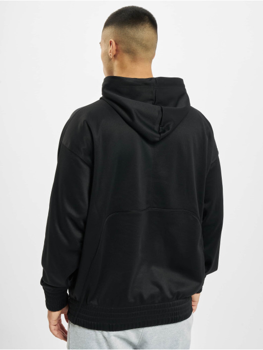 adidas Originals Bluzy z kapturem Cross Up 365 czarny