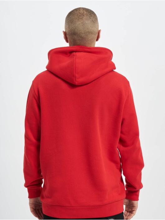 adidas Originals Bluzy z kapturem Essential czerwony