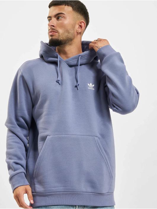 adidas Originals Bluzy z kapturem Essential niebieski