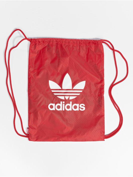 adidas originals Bolsa Trefoil rojo