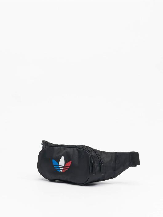 adidas Originals Bolso Tricolor negro