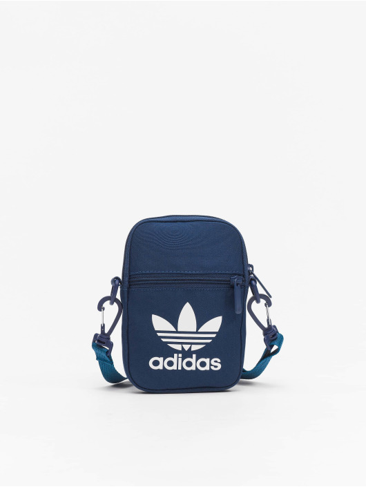 adidas Originals Borsa Trefoil blu
