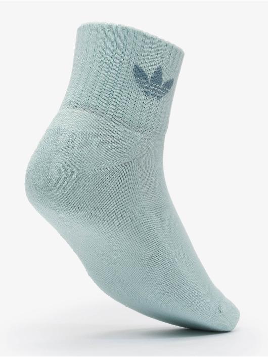 adidas Originals Calcetines Mid blanco