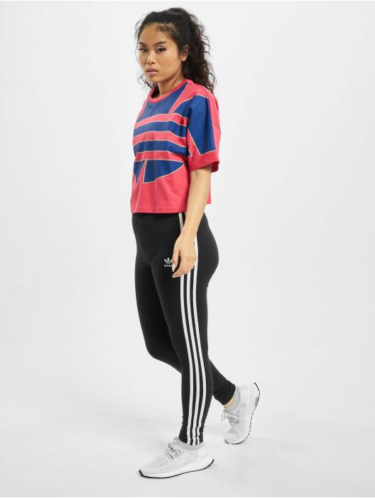 adidas Originals Camiseta Big Trefoil fucsia