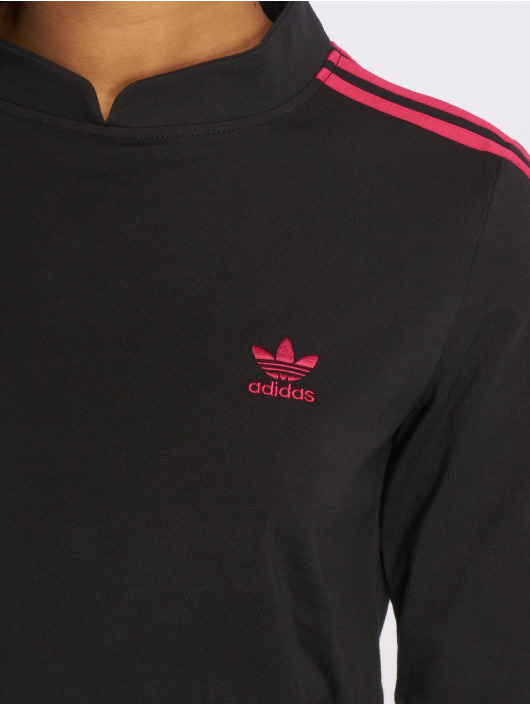adidas originals Camiseta LF Long negro